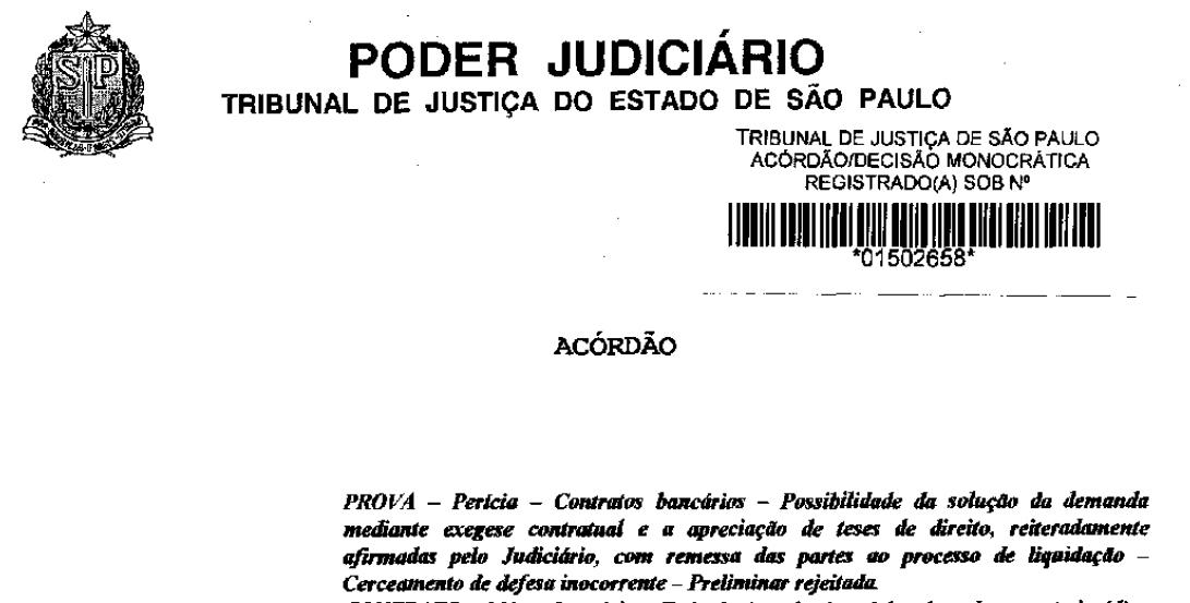Imagem de ANDIF vence mais uma ação para cliente lesado pelo Itaú