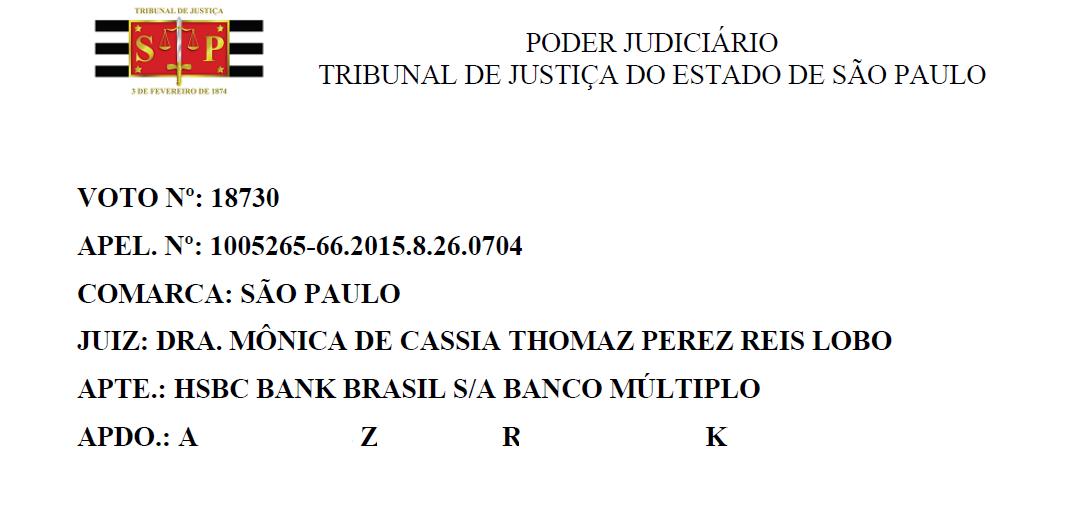 Imagem de ANDIF vence ação para associado contra HSBC por cobrança abusiva