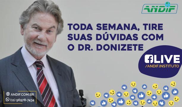 Imagem de Dr. Donizete volta com o programa Defenda-se e tira dúvidas de consumidores sobre dívidas