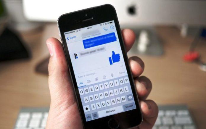 Imagem de Facebook estuda mostrar o extrato bancário no Messenger