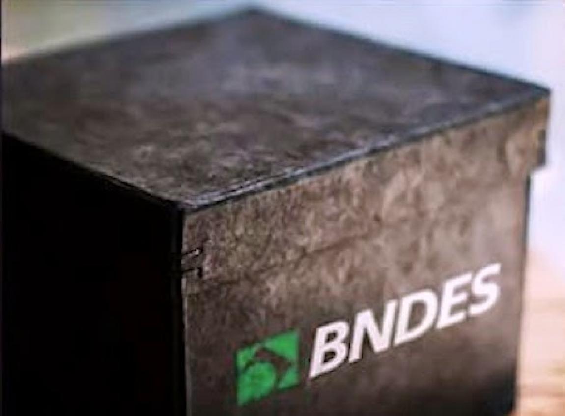 Resultado de imagem para A CAIXA PRETA DO BNDES.