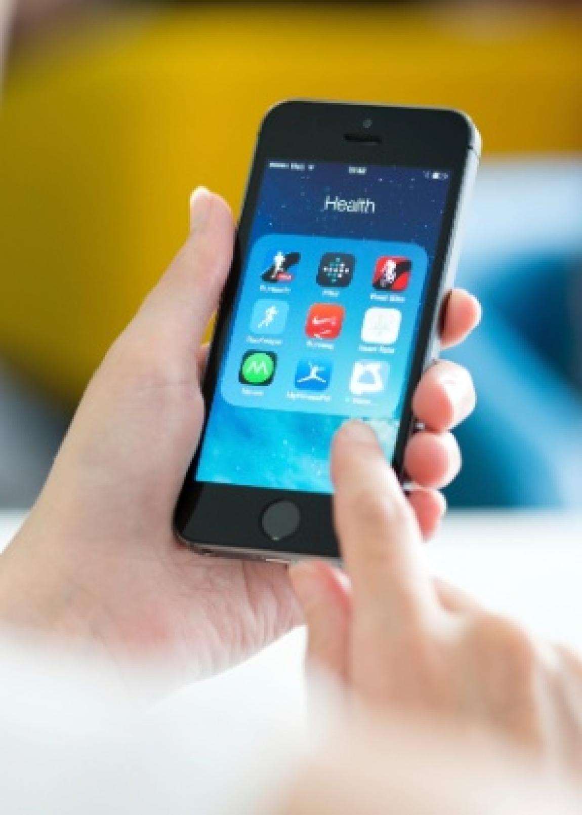Imagem de Apps de saúde vieram para ficar e médicos precisam lidar com isso