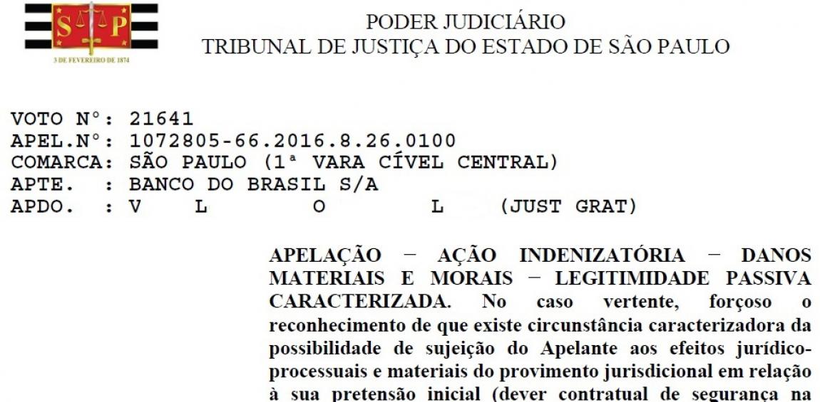 Imagem de Consumidora lesada pelo Banco do Brasil recebe indenização graças ao trabalho da ANDIF